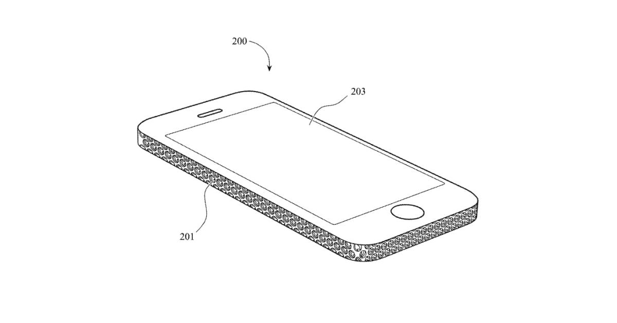 iPhone Cheese Grater
